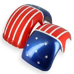 Mudguards for CityCoco - Stars and Stripes