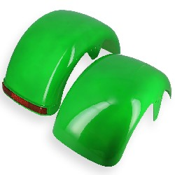Mudguards for CityCoco - Light green