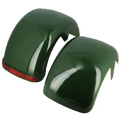 Mudguards for CityCoco - Metallic Green