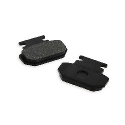 Rear Brake Pads for Citycoco spare parts HMZ-7006
