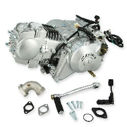 Engine 125cc 152FMI with Starter Motor for Dax Skyteam (6A)