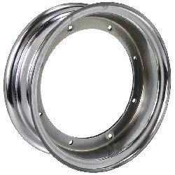 Custom Front Rim for Dax 50cc ~ 125cc - Chrome (3.00x10)