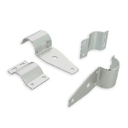 Aluminum Headlight Bracket for Dax 50cc ~ 125cc (Ø:45mm)