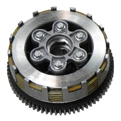 Clutch for Dirt Bike 200cc, Type 2