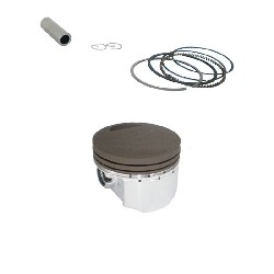 Micro Arc Oxidation Piston Kit for Dirt Bike 150cc (type 1)