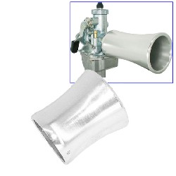 Aluminum Air Funnel for PBR (L: 57mm)
