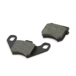 Front Brake Pad for PBR Scooter 50cc 125cc type 2