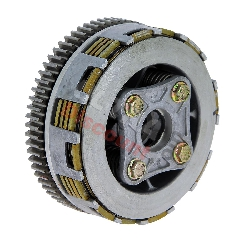 Complete Clutch for PBR Engine 125cc