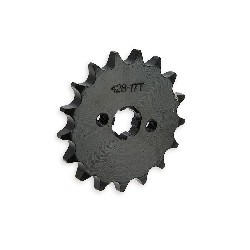 17 Tooth Front Sprocket for Pbr 50cc ~ 125cc (428)