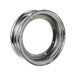Custom Front Rim for PBR 50cc ~ 125cc - Chrome (2.50x10)