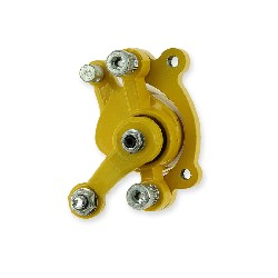 Rear Brake Caliper yellow for Parts for Supermot pocket
