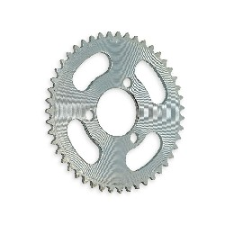 47 Tooth Reinforced Rear Sprocket for Pocket Bike (small pitch)