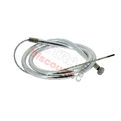 Custom Front Brake Cable - 500mm - Alu