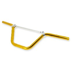 Handlebar for Pocket Supermotard type2 (Yellow gold)