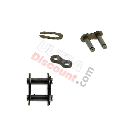Quick Link for Large Link Chains for Cross Pocket Bike - TF8 - 8mm