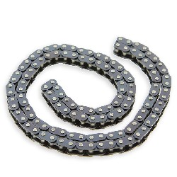 Closed chain 59 Large Links Reinforced T8F Drive for Pocket Cross