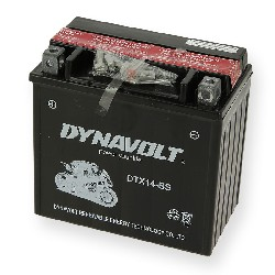 Battery DTX14-BS for ATV Spy Racing 250cc F3