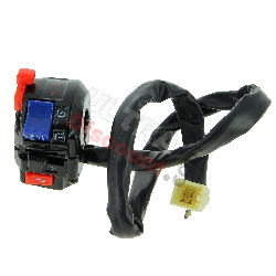 Left Switch Assy for ATV Shineray Quad 200cc (XY200ST-9)