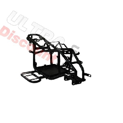 Frame for electric ATV pocket 6 inches