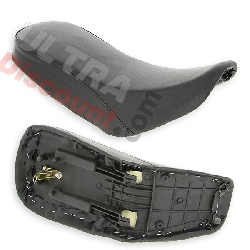 Seat Black for electric quad big foot 110cc, 125cc,