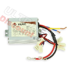 Dimmer Controller Mini Quad 36V 500W