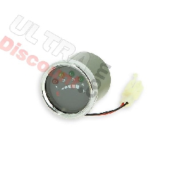 48v charging indicator for electric quad