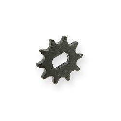 10-tooth sprocket for electric motor Bigfoot ATV