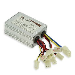 Dimmer Controller Mini Quad 36V 800W