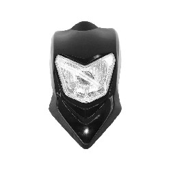 Headlight Fairing for ATV Quad 150cc and 200cc - Black