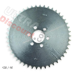 46 Tooth Rear Sprocket for ATV Quad 200cc 428-46