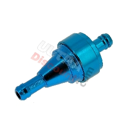 High Quality Removable Fuel Filter (type1) - Blue