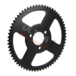 64 Tooth Reinforced Rear Sprocket (small pitch)