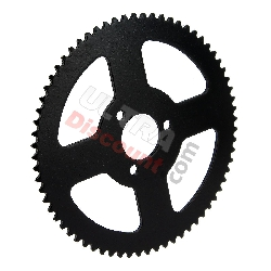 68 Tooth Reinforced Rear Sprocket (small pitch)