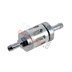 Custom Fuel Filter (type 3) - Aluminium