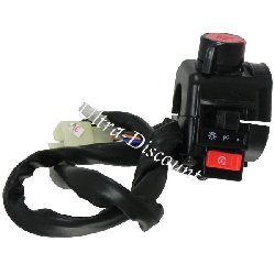 Right Switch Assembly for ATV Shineray Quad 200cc (XY200ST-6A)