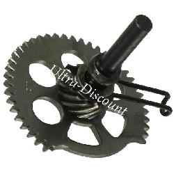 Kick Start Idle Gear Assy Shineray Quad 200cc (XY200ST-6A)