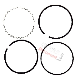 Piston Rings for Shineray Quads 200ST9
