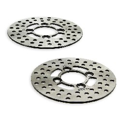 Pair of Front Discs for ATV Shineray Quad 200cc (XY200ST-6A)