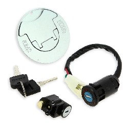 Lock Assy for ATV Shineray Quad 200cc STIIE-B