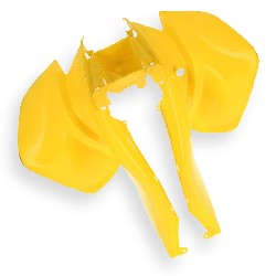 Front Mud Guard Fairing for ATV Quad 200cc YELLOW