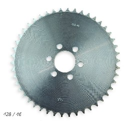 46 Tooth Rear Sprocket for ATV Shineray Quad 200cc STIIE (428)