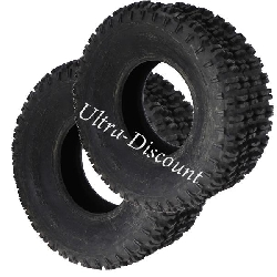 Pair of Rear Tires for ATV Shineray Quad 350cc ST-E - AT 22x10.00-10