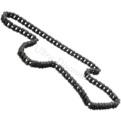 56 Links Drive Chain #520 for ATV Shineray Quad 350cc ST-2E