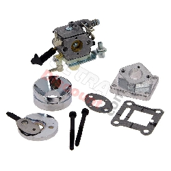 High pressure 16mm Carburetor Kit for Pocket Bike - w-o air filter
