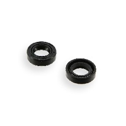Pair of Stock Oil Seals for Pocket Bike Engine