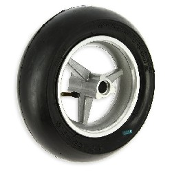 Front Wheel w- Slick Tire - 90x65-6.5