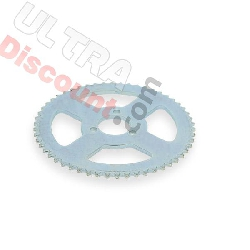 54 Tooth Reinforced Rear Sprocket for Large Chain 3T - TF8 (type 2)