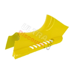 Center shield for Skyteam T-REX - YELLOW