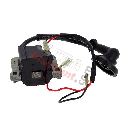 Stock Ignition for Motorized Scooter