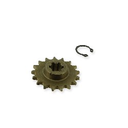Gearbox Gear for Motorized Scooter (17)